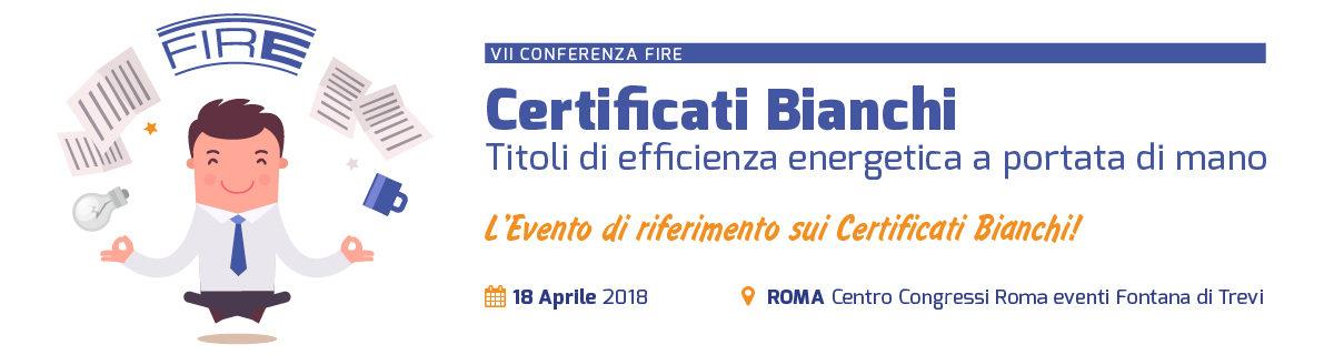 Certificati Bianchi